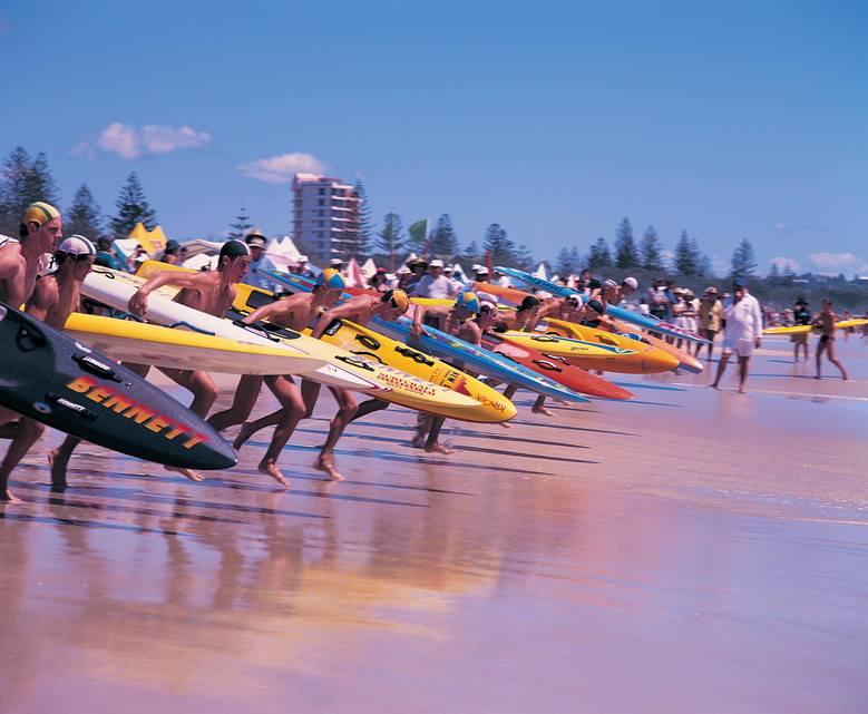 Сегодня Австралия - лучшая площадка для тренировок серфингом