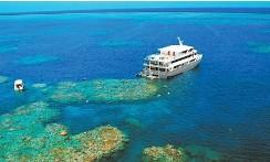 САФАРИ Круиз по северной части Большого Барьерного Рифа в Австралии