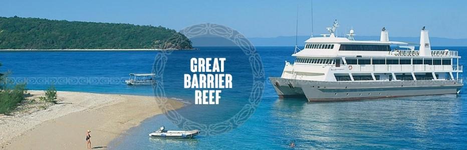Круиз - САФАРИ по Большому Барьерному Рифу на небольшом круизном корабле Coral Princess - 4,5,8 дней - CRCR11