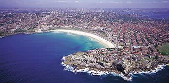 Полёт на вертолете над северными пляжами Сиднея