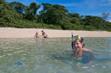 Однодневный круиз на Зелёный остров (Green island) из Кэрнса - CRCR4