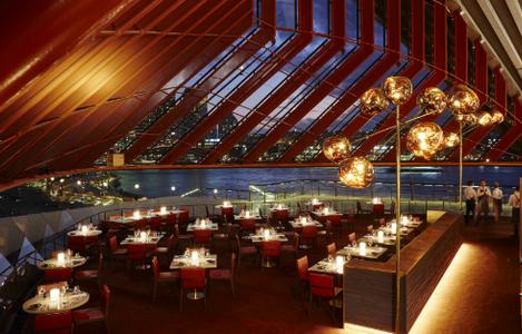 Новый ресторан Беннелог в Доме Оперы в Сиднее