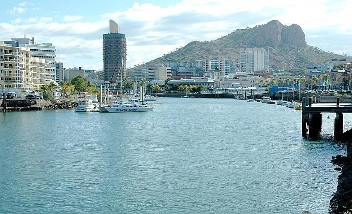 Таунсвилль является одним из самых оживлённых регионов Австралии